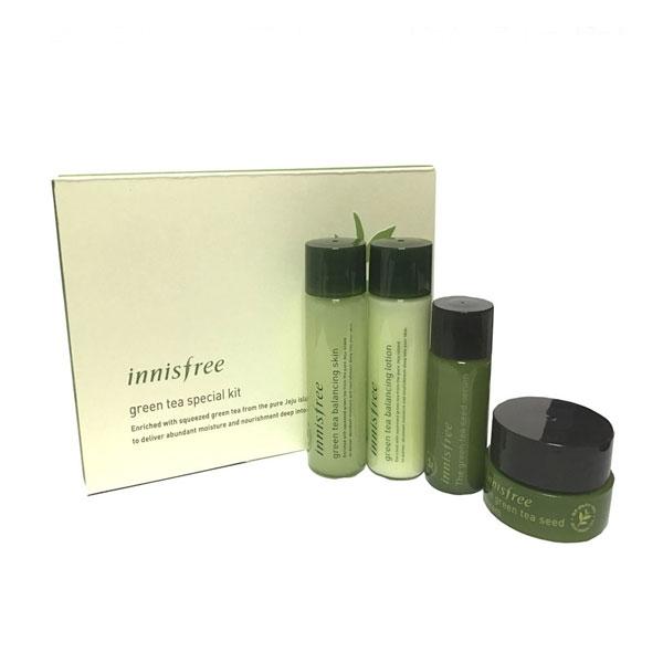 Innisfree Green Tea Special Kit -0