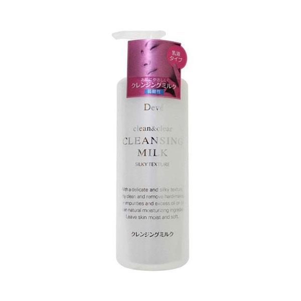Deve Clean & Clear Cleasing Milk-0