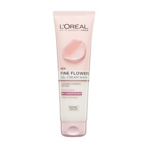 L'Oreal Fine Flowers Gel-Cream Wash-0