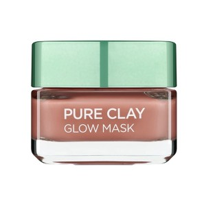L'Oreal Pure Clay Glow Mask-0