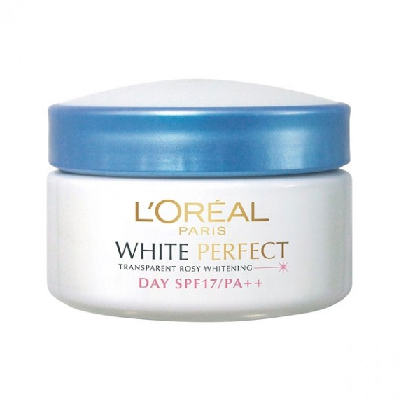 L'Oreal White Perfect Day Cream-0