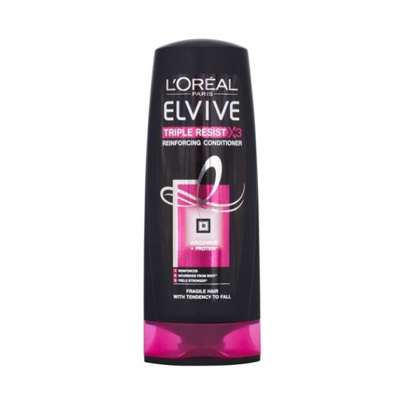 L'Oreal Elvive Triple Resist Fragile Hair Conditioner-0