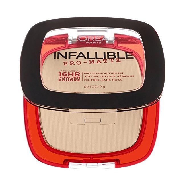 L'Oreal Infallible Pro-Matte 100 Porcelain-0