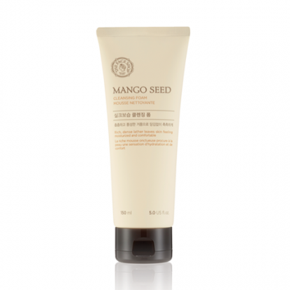 The Face Shop Mango Seed Cleansing Foam Mousse Nettoyante-0