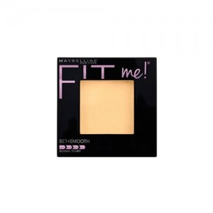 Maybelline Fit Me Set+Smooth Pressed Powder - Porcelain 110 -3859