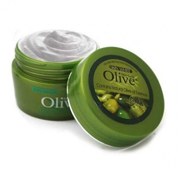 Natural Beauty Olive Whitening Cream-0