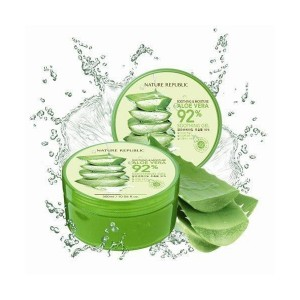 Nature Republic Soothing & Moisture Aloe Vera 92% Soothing Gel-4539