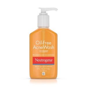 Neutrogena Oil Free Acne Wash-0