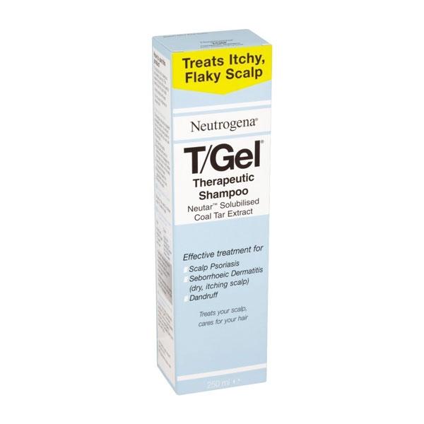Neutrogena T/Gel Therapeutic Shampoo-4180