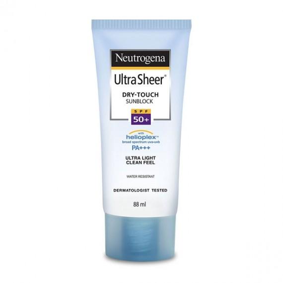 Neutrogena Ultra Sheer Dry-Touch Sunblock SPF50+-0