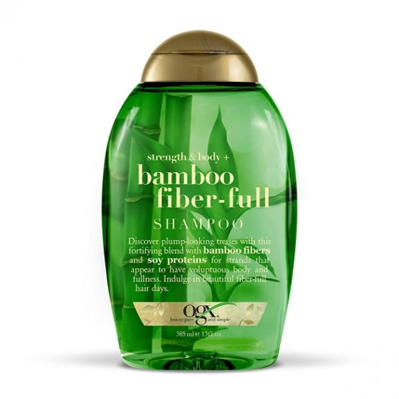 OGX Bamboo Fiber Full Shampoo-0