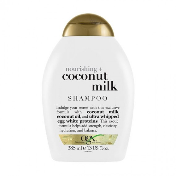 OGX Coconut Milk Shampoo-0