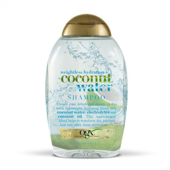 OGX Coconut Water Shampoo-0