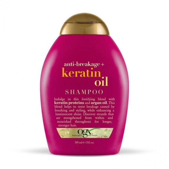 OGX Keratin Oil Shampoo-0