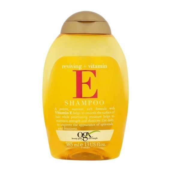 OGX Reviving + Vitamin E Shampoo -0