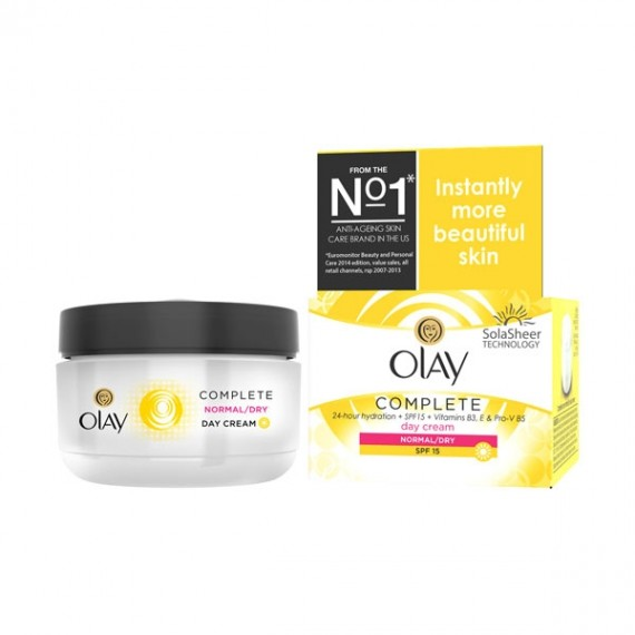Olay Complete Care Day Cream-0