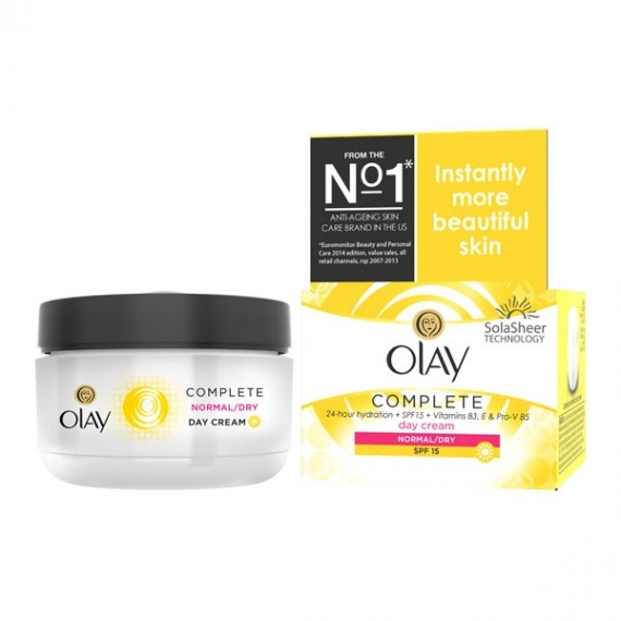 Olay Completed Day Care Normal/Dry SPF 15-0