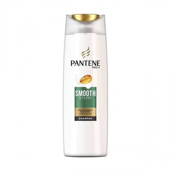 Pantene Smooth & Sleek Shampoo-0