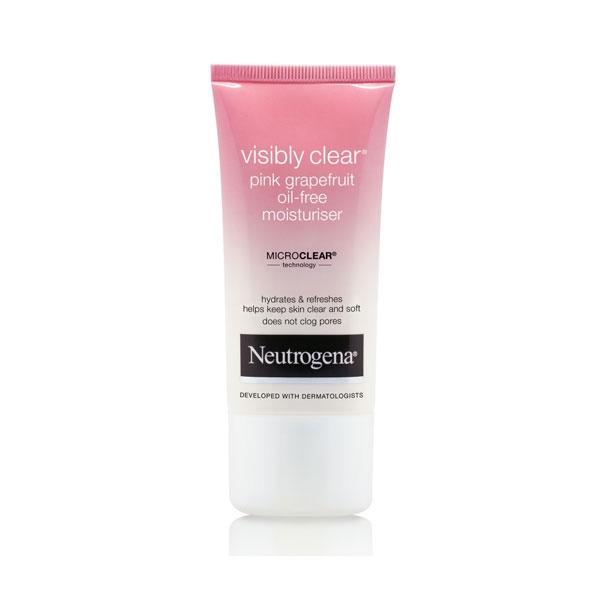 Neutrogena VISIBLY CLEAR Pink Grapefruit Oil-Free Moisturiser-3794