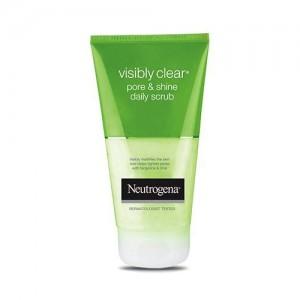 Neutrogena VISIBLY CLEAR Pore & Shine Daily Scrub-0