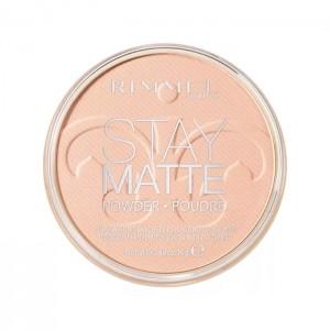 Rimmel Stay Matte Pressed Powder - 002 Pink Blossom-0