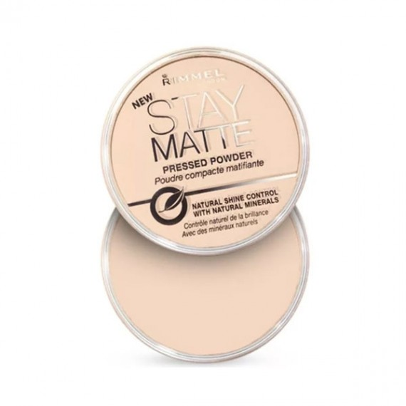 Rimmel Stay Matte Pressed Powder - 004 Sandstrom-0
