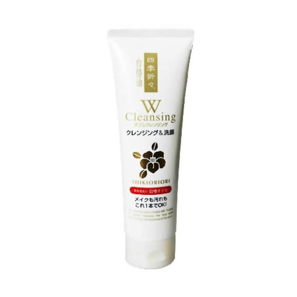 Kumano Cosmetics W Cleansing Shikioriori-0
