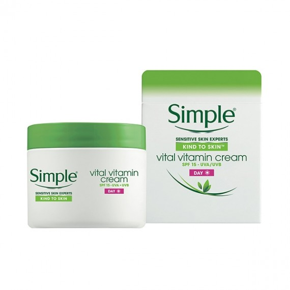 Simple Kind To Vital Vitamin Day Cream-0