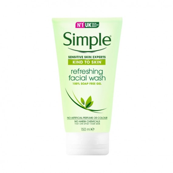 Simple Kind To Skin Refreshing Facial Wash Gel-0