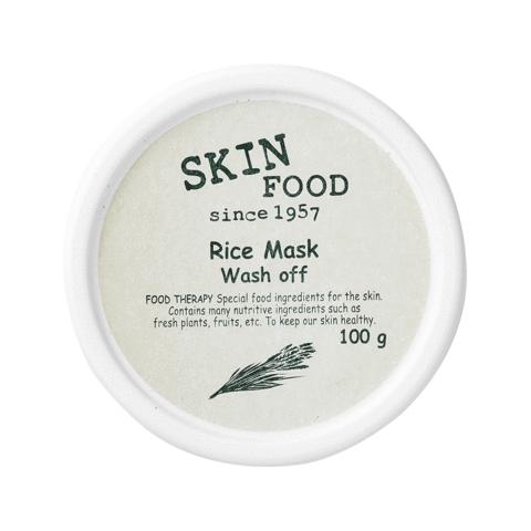 SKINFOOD Rice Mask Wash Off