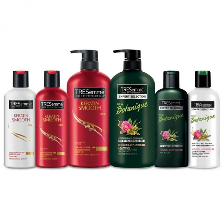 TRESemmé Shampoo Botanique Nourish and Replenish -8167