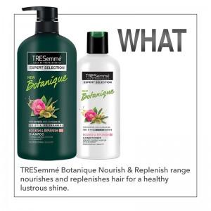 TRESemmé Shampoo Botanique Nourish and Replenish -8168