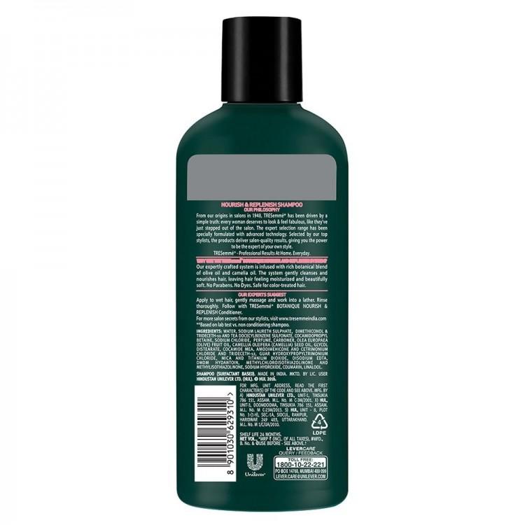 TRESemmé Shampoo Botanique Nourish and Replenish -8171
