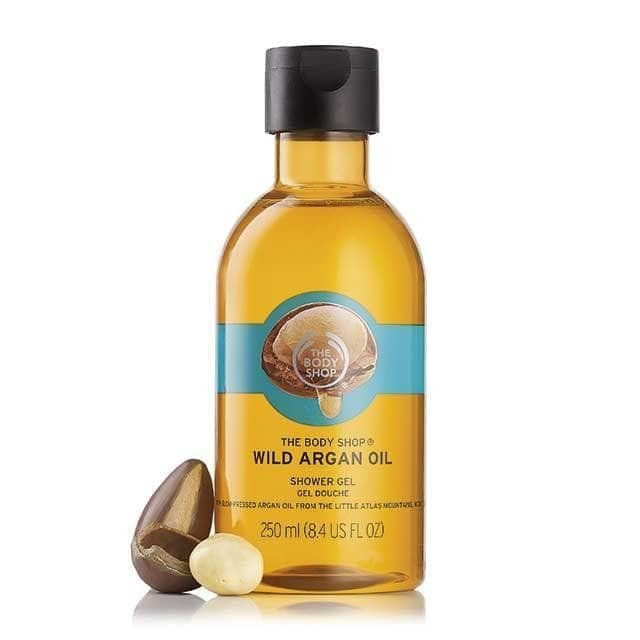 The Body Shop Wild Argan Oil Shower Gel-4847