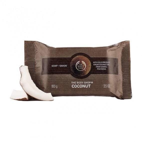 The Body Shop Coconut Soap-0