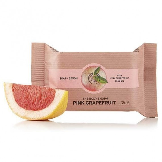 The Body Shop Pink Grapefruit Soap-0
