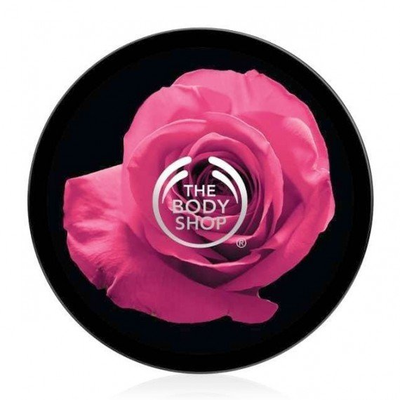 The Body Shop British Rose Instant Glow Body Butter-0