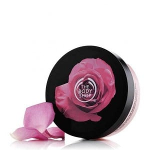 The Body Shop British Rose Instant Glow Body Butter-6472