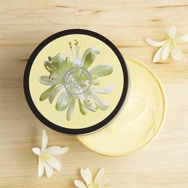The Body Shop Moringa Softening Body Butter-4587