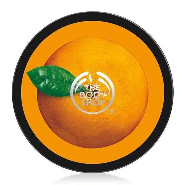 The Body Shop Satsuma Energising Body Butter-0