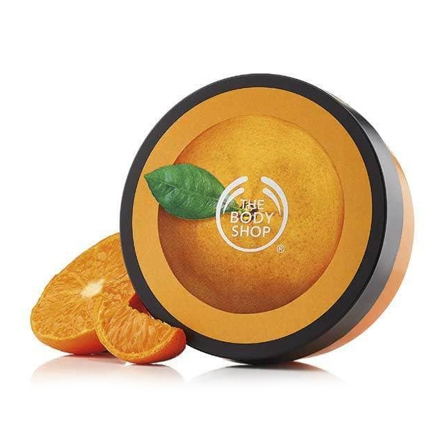 The Body Shop Satsuma Energising Body Butter-4594