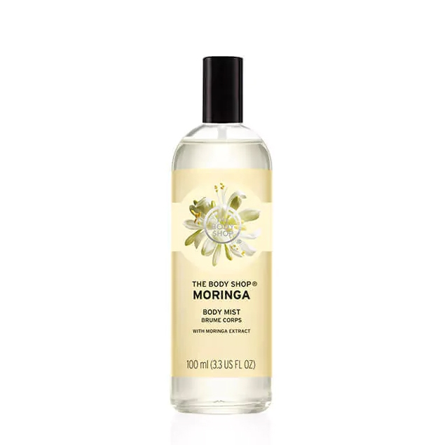 The Body Shop Moringa Body Mist-0