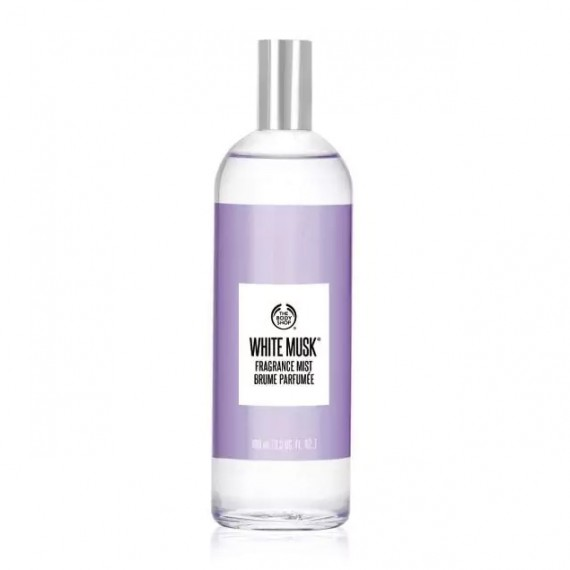 The Body Shop White Musk Fragrance Mist-0