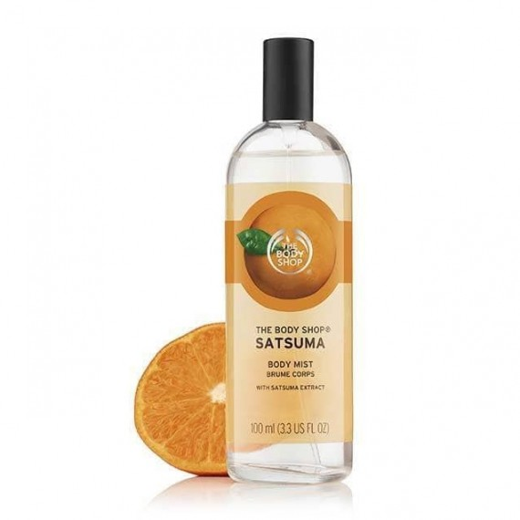 The Body Shop Satsuma Body Mist-4474