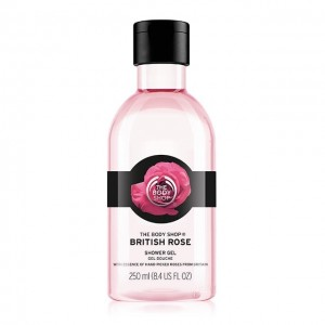 The Body Shop British Rose Shower Gel-0