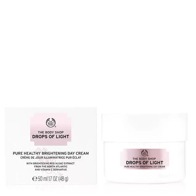The Body Shop Drops Of Light Brightening Day Cream-0