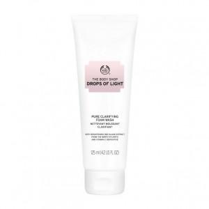 The Body Shop Drops Of Light Pure Clarifying Foam Wash-0