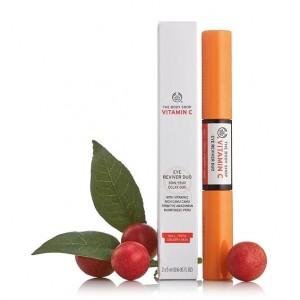 The Body Shop Vitamin C Eye Reviver Duo-4720