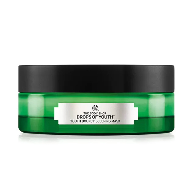 The Body Shop Drops of Youth Bouncy Sleeping Mask-0