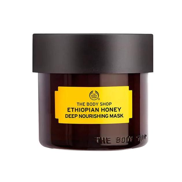 The Body Shop Ethiopian Honey Deep Nourishing Mask-0